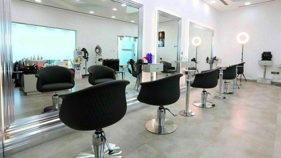 Colorista Ladies Salon
