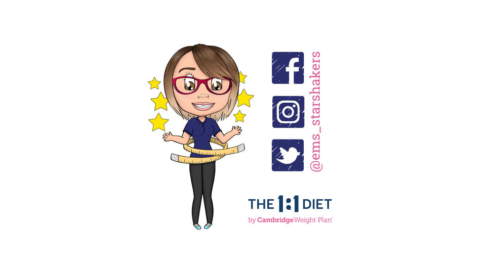 Emma Anderson The 1:1 Diet by CWP Consultant