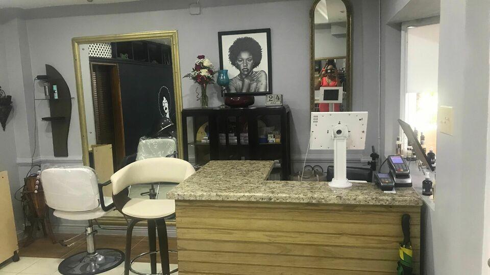 The Salon Hair and Scalp Clinic Ja Ltd