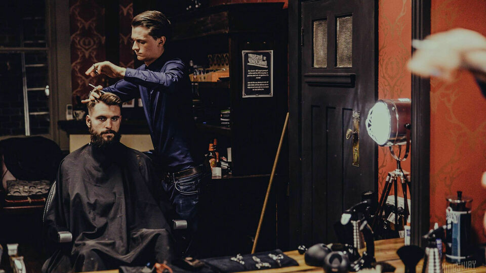 The Kingsway Barbershop