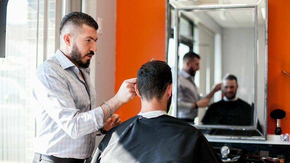 Thumbs Up Barber Shop