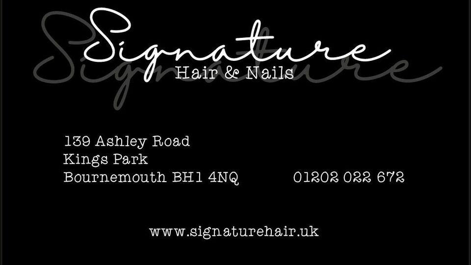 Signature Hair & Nails