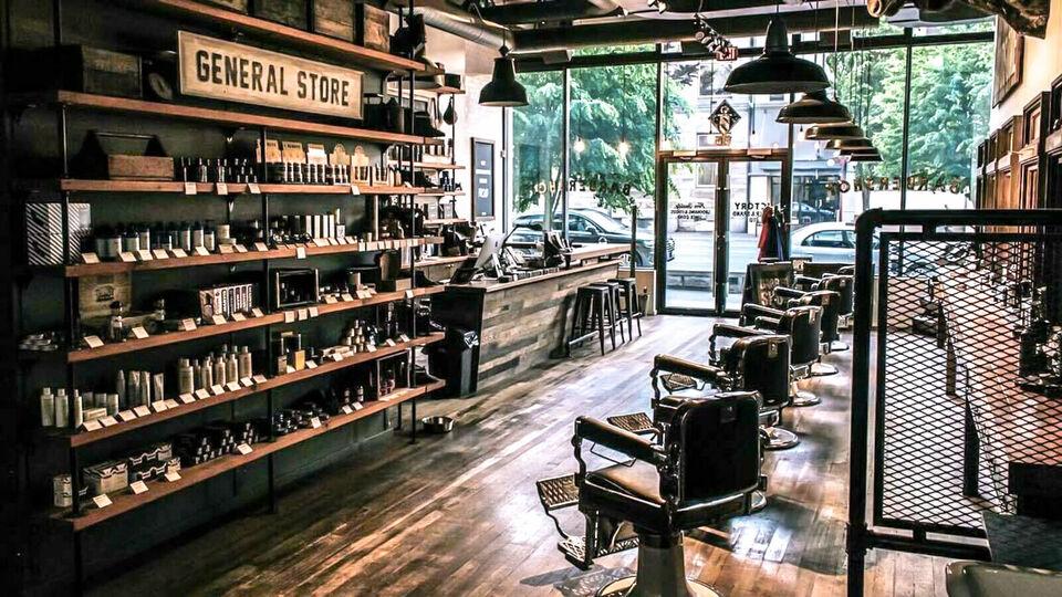 Victory Barber & Brand Gastown