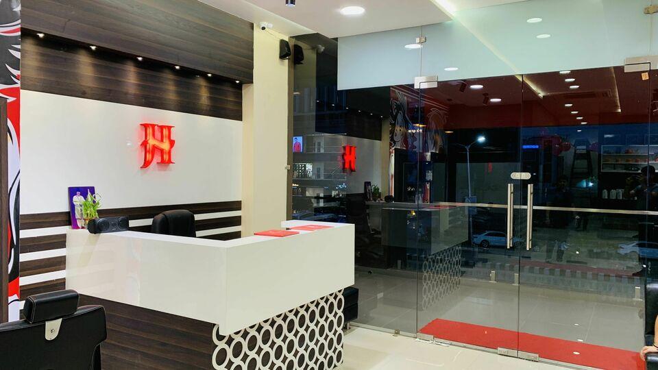 Jawed Habib Hair & Beauty Himalaya Mall