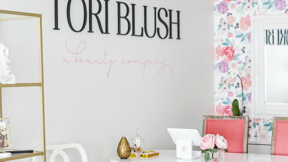 Tori Blush   Beauty Co.