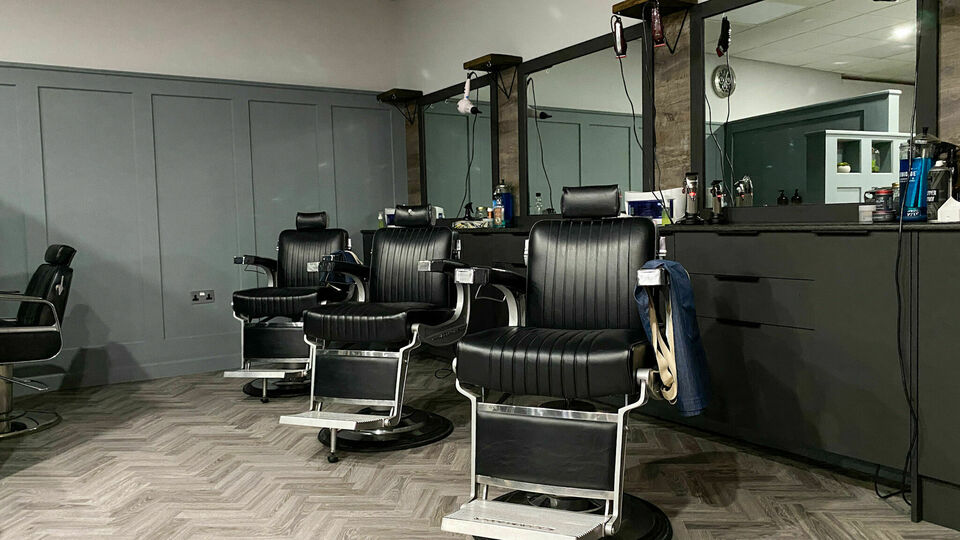 Adam & Eve Barbers - Town Centre