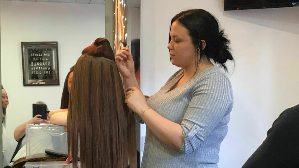 Hair Extensions Academy