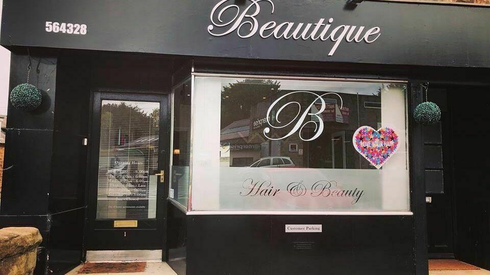 Katie At Beautique