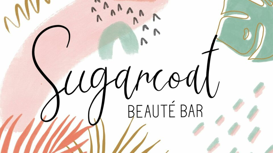 sugarcoat. beauté bar