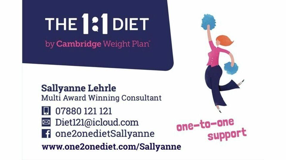 The 1:1 Diet with Sallyanne