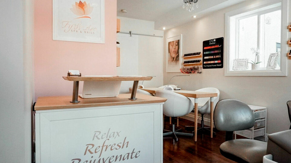 Fifth Ave Spa & Nails