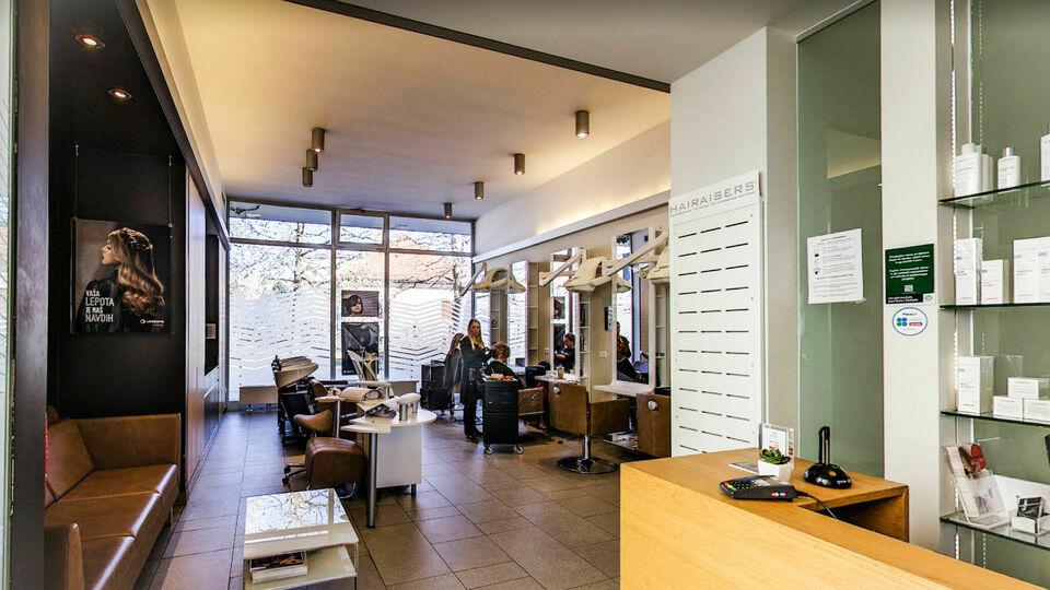 LASSANA - frizerski in kozmeti�ni salon Der�eva 31