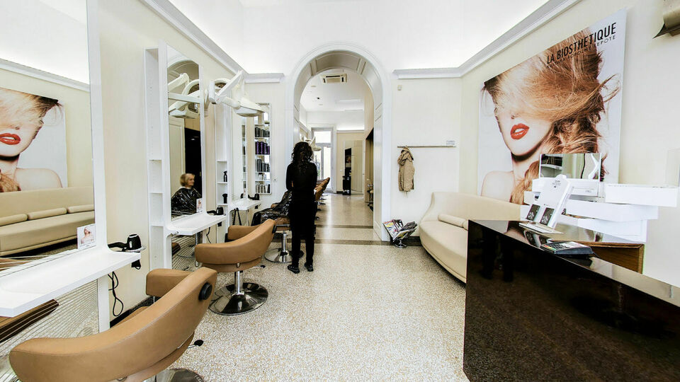 LASSANA - frizerski salon Stritarjeva 9