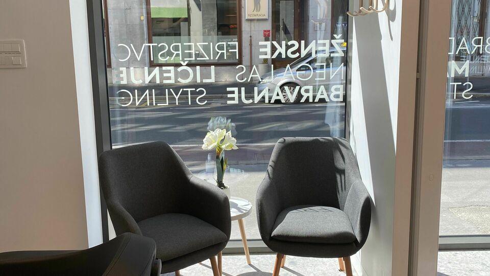 LASSANA - frizerski salon Mikloši�eva 40