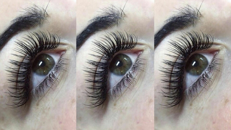 Lashes by Ellie