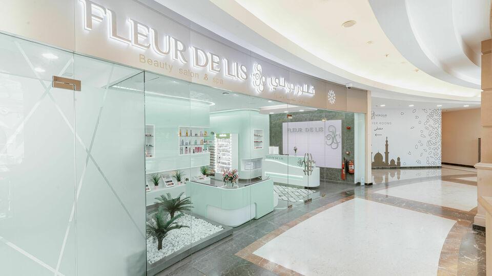 Salon Fleur De Lis - Mirqab Mall المرقاب مول