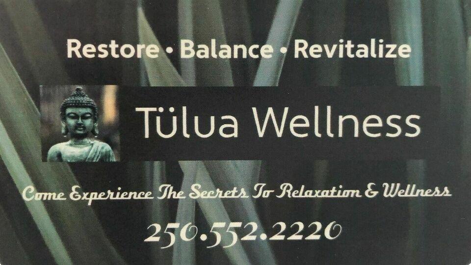 Tülua Wellness