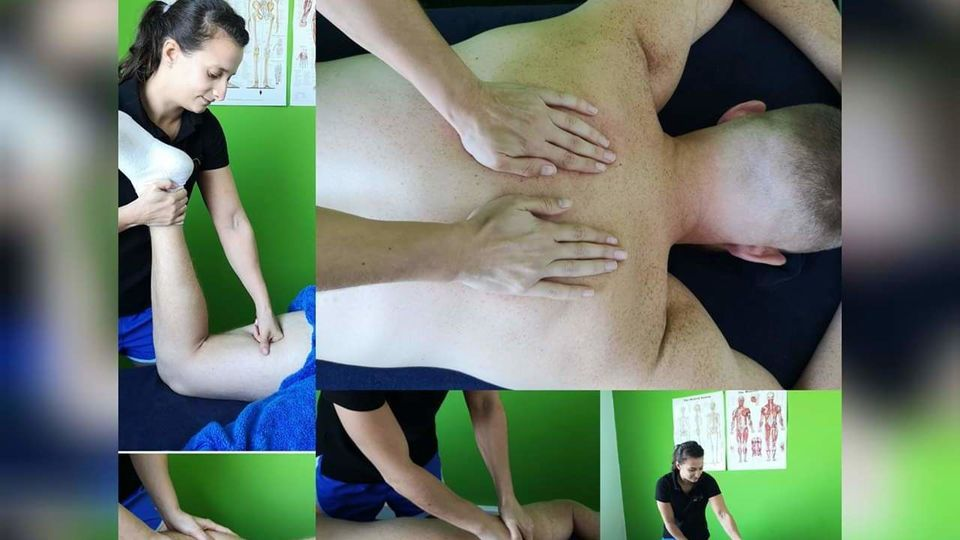 Alice smith sports massage