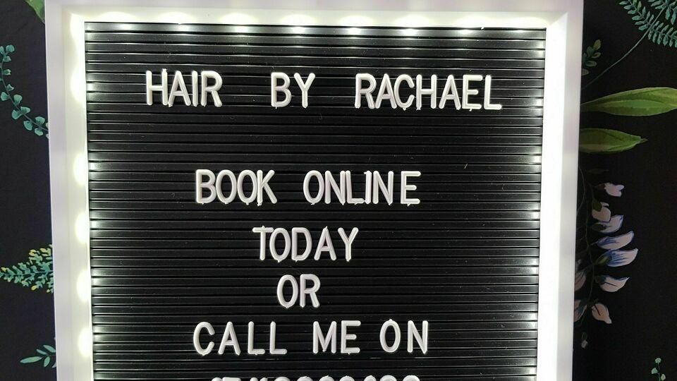 hair by rachael