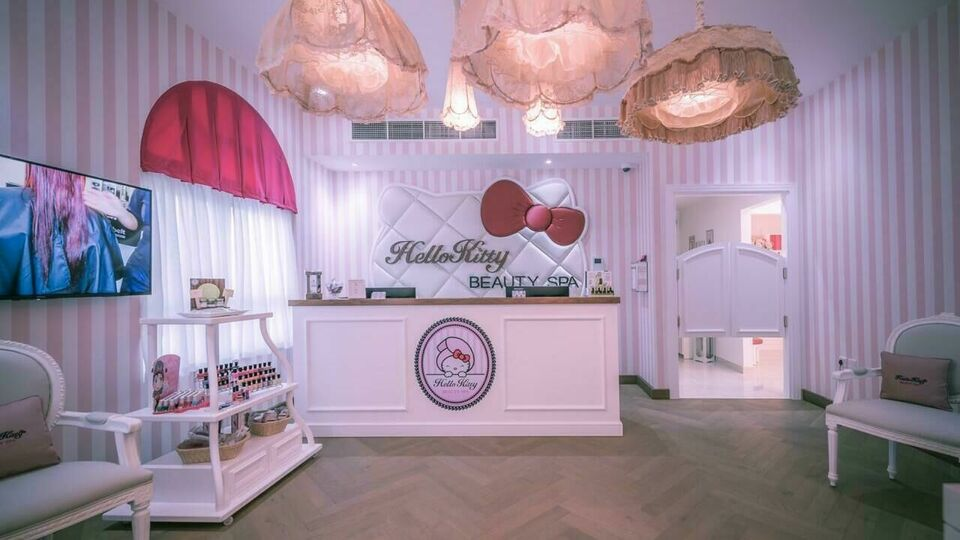 Hello Kitty Beauty Spa Sharjah