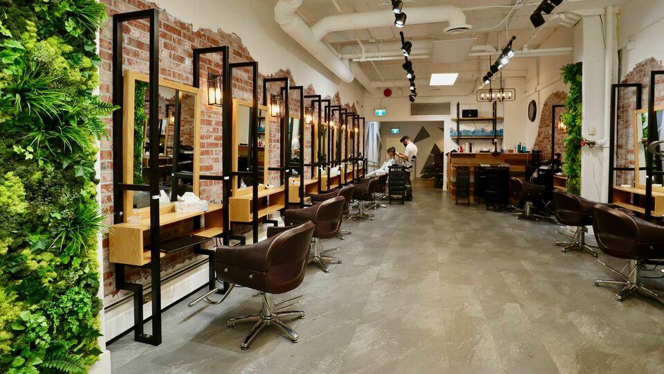 Aube Hair | Beatty  open Wednesday to Monday