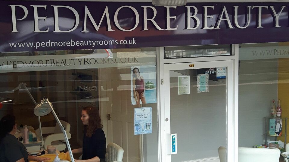 Pedmore beauty rooms