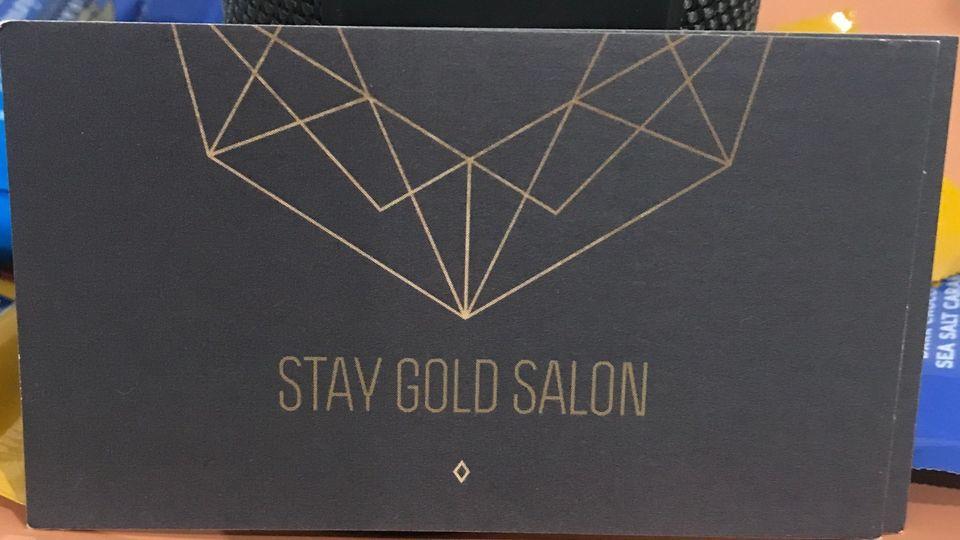 Stay Gold Salon
