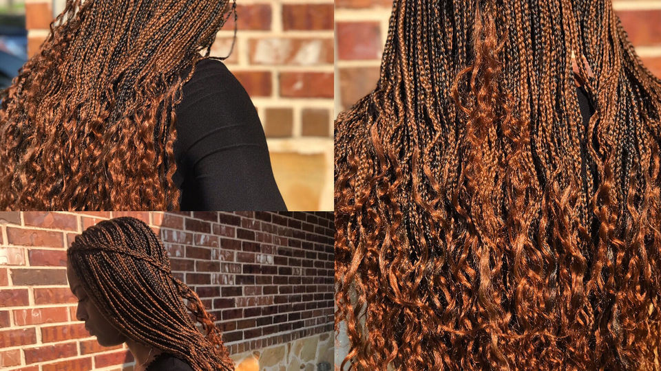 The Hair Corner