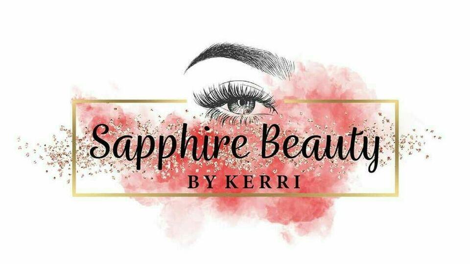 Sapphire Beauty by Kerri