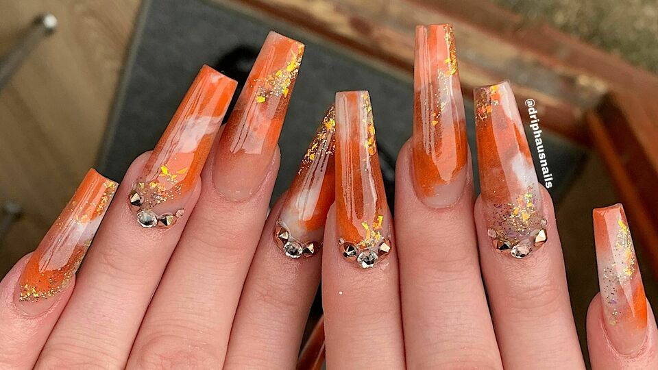 Drip haus nails