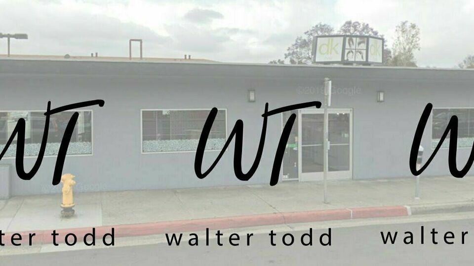 Walter Todd at DKhair