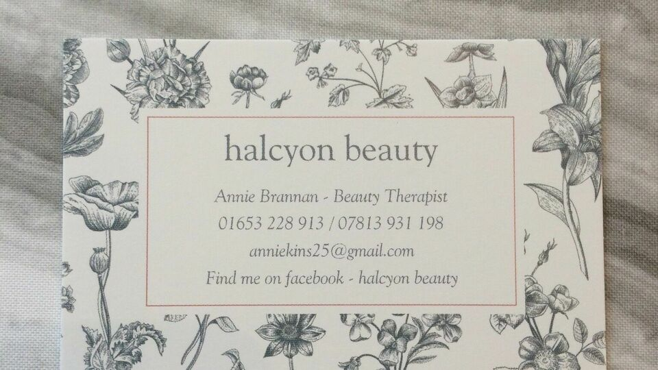 Halcyon beauty