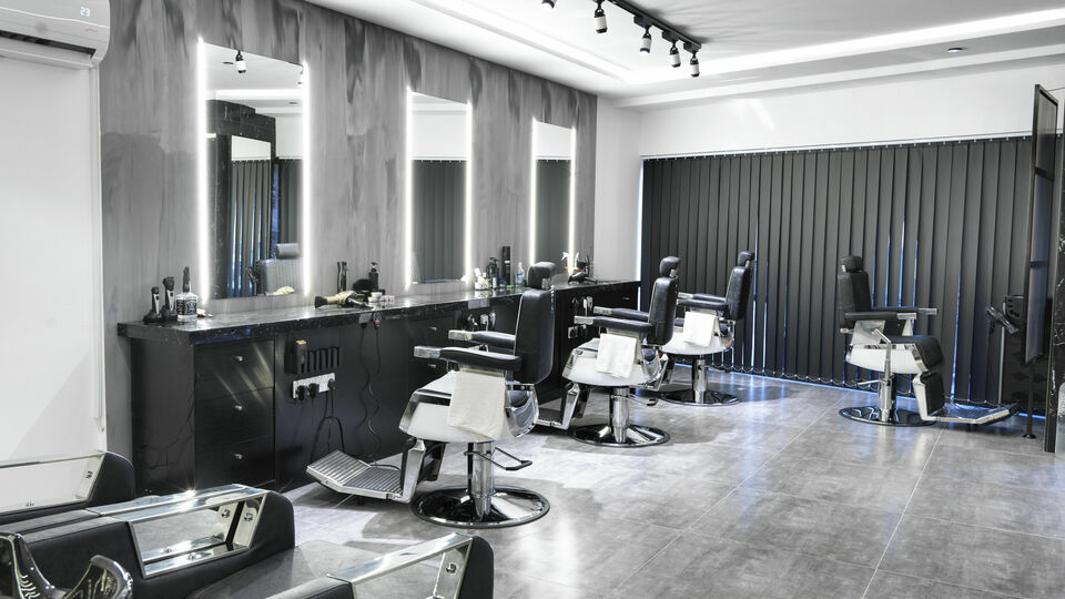 Prestige barber shop