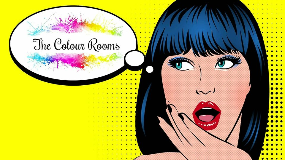 the colour rooms