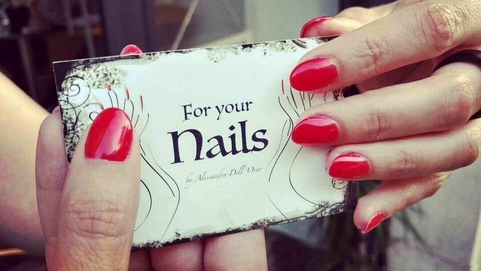 For your Nails