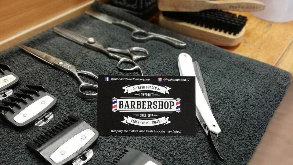 Fresh and Faded Barbershop