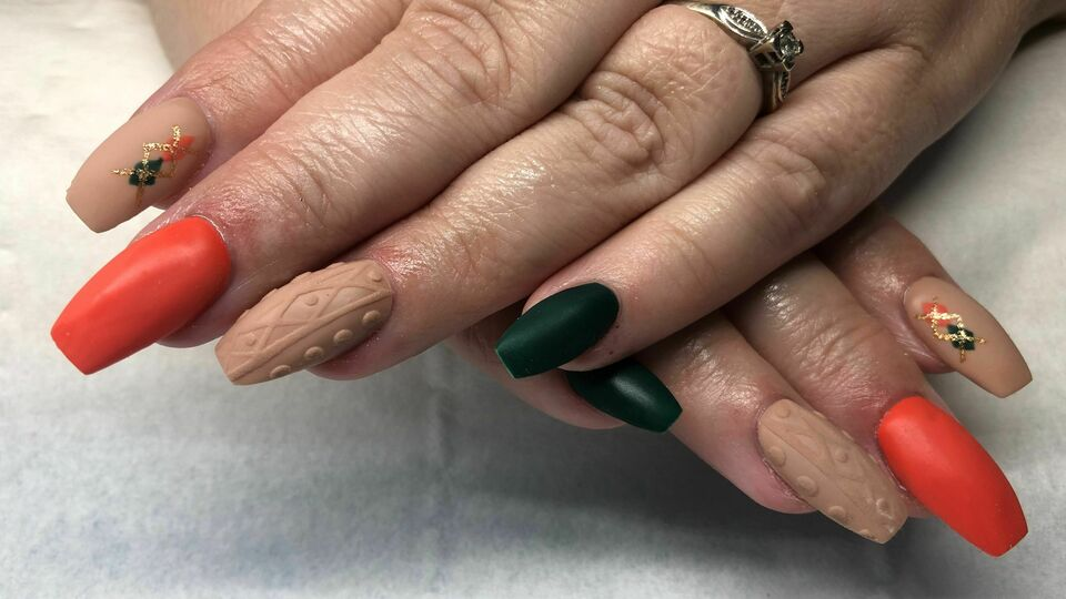 Sx Nails @ The Nail File & Beauty Suite