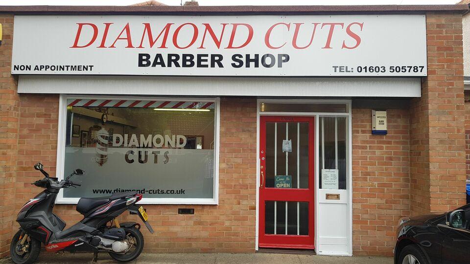 Diamond cuts barbers ltd
