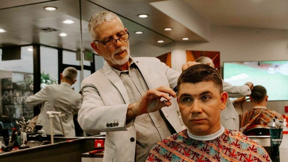 Newport Beach Barbershop