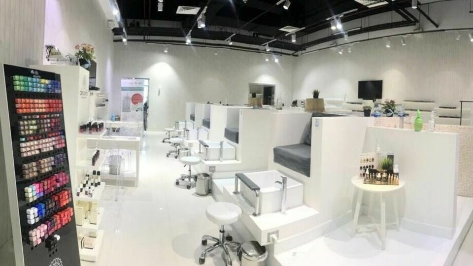 Nails Time Spa Abu Dhabi