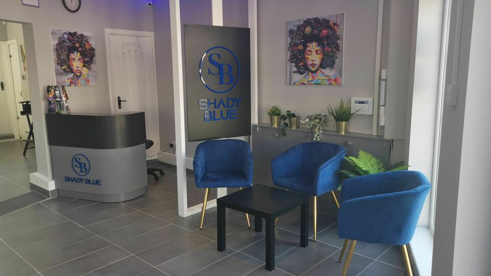 SB HAIR & BEAUTY LOUNGE
