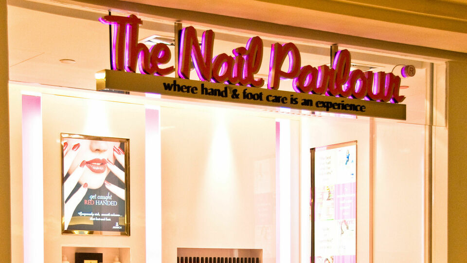 The Nail Parlour Midvalley