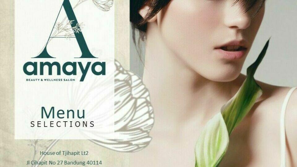 Amaya Beauty & Wellness Salon