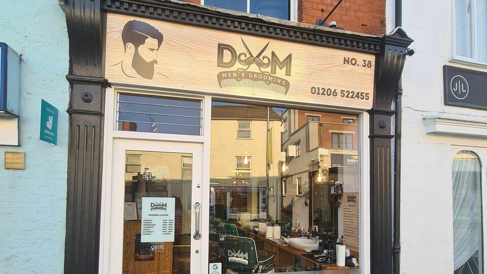 D&M Men's Grooming