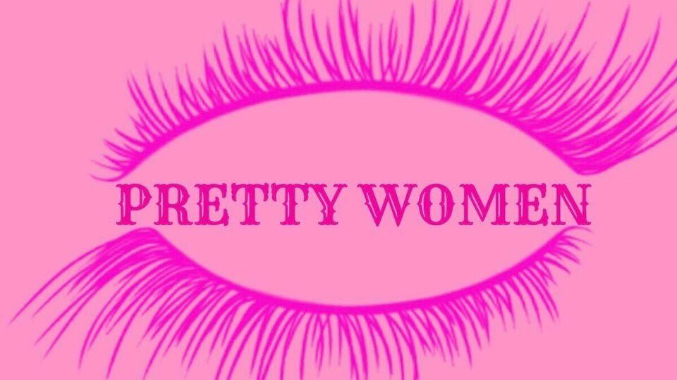 Pretty women beauty