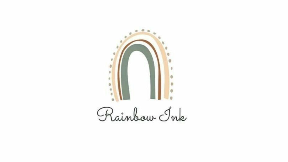 Rainbow ink sa