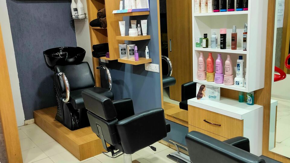 Vishal the unisex salon