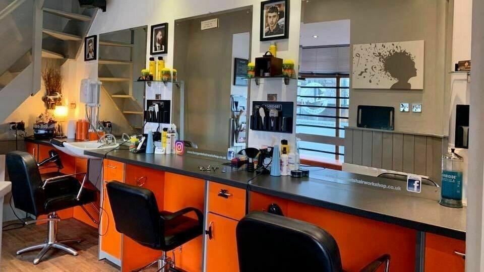 Fuzz Gents Hair Workshop