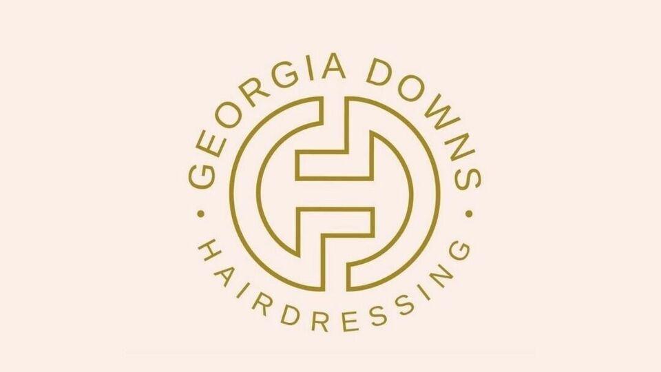Georgia Downs Hair