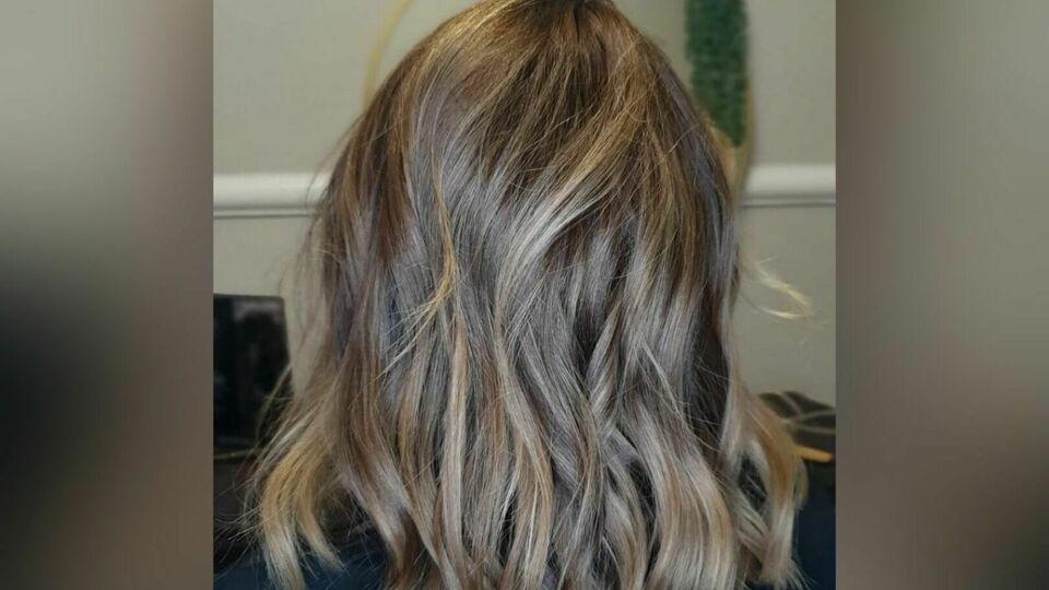 Ahead of hair